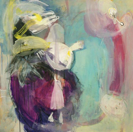 Alice – Kerstin Mer Malerei