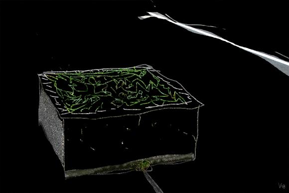 environment — Fotozeichnung Kunst Kerstin Mer