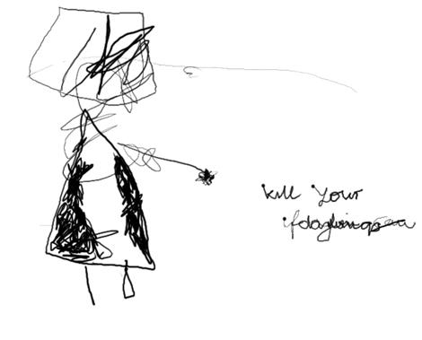 kill your-darlings – digitale Zeichnung/Animation Kerstin Mer