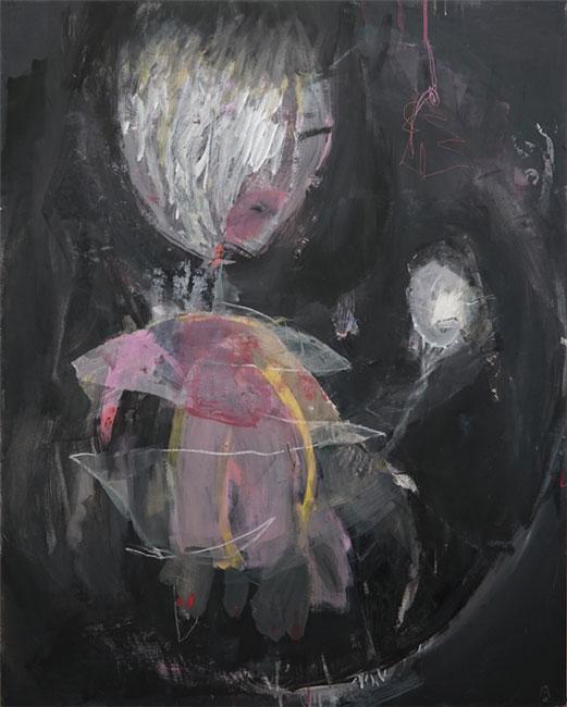 maybe — Malerei Kerstin Mer