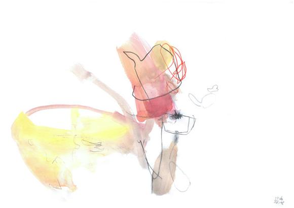 Cowboy — Künstlerin Kerstin Mer