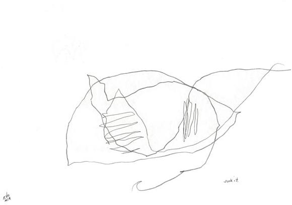 suck it — Zeichnung Kerstin Mer